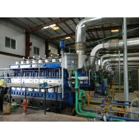 Wholesale High Performance Genset Power Plant , HFO Fired Power Plant Environmentally Friendly from china suppliers