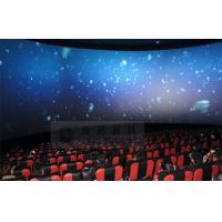 Wholesale Electric 4D movie theater Motion chair 7.1 audio system special effect system from china suppliers
