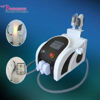 Wholesale 2 handles SHR E-light IPL Freckle Removal/Acne Removal/SHR IPL Hair Removal from china suppliers
