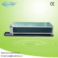 Wholesale Low Noise High Cop Horizontal Fan Coil Unit With Water Chiller / Heat Pump from china suppliers
