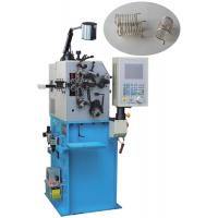 Wholesale Fast Debug Conical Spring Bending Machine Automatic Oiling with English Monitor Display from china suppliers