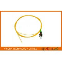 Wholesale Pigtail OS1 FC APC Simplex SM 0.9mm 3Meter Fiber Optic Cable Yellow from china suppliers