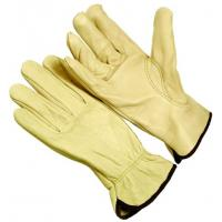 Leather driving glove DRCAK