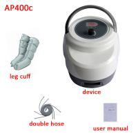 Wholesale 3 Modes Air Compression Leg Massager For Blood Circulations Curing Varicosity from china suppliers