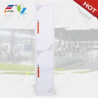 Quality Two steel door cabinet steel locker FYD-G002,CRS 0.7 mm thickness material,KD structure for sale