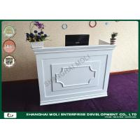 Wholesale Customized Store Front Counter Furniture , customer service counter furniture for  indoor from china suppliers