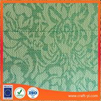 Wholesale fireproofing wallpaper background in Textilene fabric jacquard weave style 3D from china suppliers
