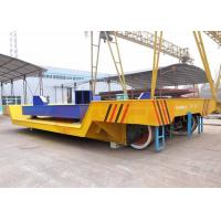 Wholesale Customized steel ladle transfer carts on rail with electric scale and screen made in china from china suppliers