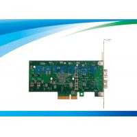 Wholesale Dual Ethernet Ports Pci Network Card Network Server Adapter x4 X8 x16 slots from china suppliers