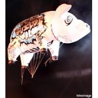 Wholesale Shine of the pig,the inflatable helium balloon for decoration from china suppliers