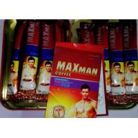 Wholesale Safe Healthy Sex Maxman Coffee Most Effective Male Enhancement Product from china suppliers