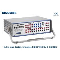 Wholesale K3166i Protective Relay Tester / Protection Relay Test Equipment  from china suppliers