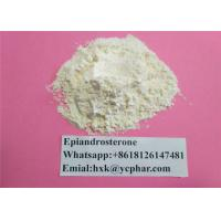 Wholesale Epiandrosterone DHEA Hormone Supplement Anabolic Steroid Powder CAS 481-29-8 from china suppliers