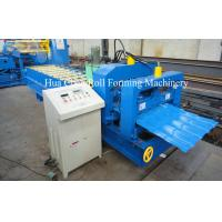 Wholesale High Efficiency Glazed Steel Tile Roll Forming Machine 380V 50Hz 3 Phase from china suppliers