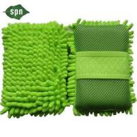 Buy cheap Microfiber Pad/Car Cleaning Pad from wholesalers