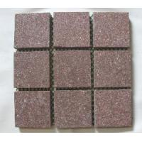 Quality Red Granite Paving Stone (Lianyu-131) for sale