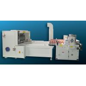 Buy cheap Semi Automatic Feeding Die Cut Printer / Carton Box Making Machine from wholesalers