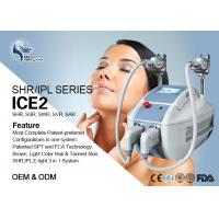 Wholesale Skin Rejuvenation / Wrinkles Removal Ipl Laser Machine 2 In 1 650nm - 950nm from china suppliers