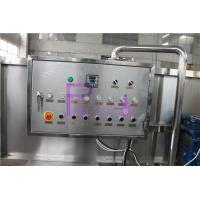 Wholesale High Capacity SUS304 Bottle Packing Machine Sterilizer 4 Temperature Zones from china suppliers