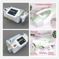 Wholesale Facial Bipolar RF Cavitation RF Slimming Machine For Weight Loss Wrinkle Removal from china suppliers