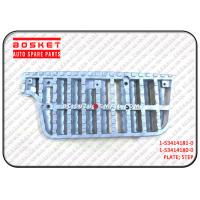 Wholesale Iron Step Plate Isuzu Truck Parts Cxz51k 6WF1 1534141810 1-53414181-0 from china suppliers
