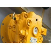 Wholesale Hyundai R140-7 Excavator Swing Motor SM60-03 Yellow Hydraulic Slew motor from china suppliers