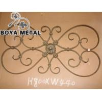 Wholesale Cast Iron Ornamental Rosette from china suppliers