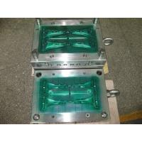 Wholesale ABS / TPE  /TPR Cold Runner Household Molds , Ice Scraper Double Color Injection Mold from china suppliers