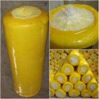 Buy cheap Best quality glass wool blanket/glass wool roll insulation with shrink package from wholesalers