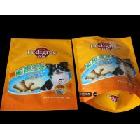 Wholesale Laminated Material Free Standing Value Pack Pet Food Bags For Adult Dog Biscuit from china suppliers