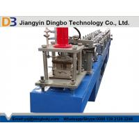 Buy cheap 50Hz / 3 Phase Rolling Shutter Slates Roll Forming Machinery from wholesalers