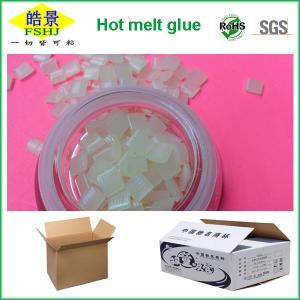 Wholesale Eva Polypropylene Adhesive Glue Corrugated Carton Sealing Hot Melt Adhesive from china suppliers