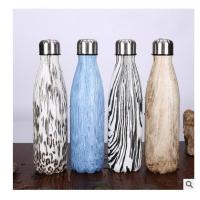 Wholesale Virson Custom logo color stainless steel insulated swell water bottle.outdoor stainl from china suppliers