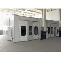 Wholesale Energy Saving Large Dry Type Furniture Spray Booths For Wood Finishing from china suppliers