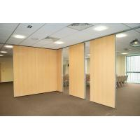 Wholesale Modular Room Insulation Movable Sound Proof Partition Wall 20mm Thickness from china suppliers