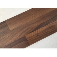 Wholesale Dark Walnut Wooden Floor Boards,  Commercial Unilin Click Laminate Flooring from china suppliers