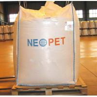 Wholesale FIBC large one Ton Bulk Bags 1 tonne bags for PET / PTV / PP / PAT Chemical Industry from china suppliers