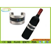 Wholesale Accurate And Reusable Stainless Steel Wine Bottle Digital Thermometer Temperature from china suppliers