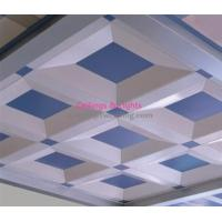 Wholesale Deep Frame Combination Structure Design Aluminum Ceiling Tiles from china suppliers