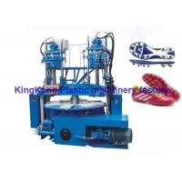 Wholesale Automatic Soccer Shoe Sole Making Machine For Double Colors TPU Outsole from china suppliers