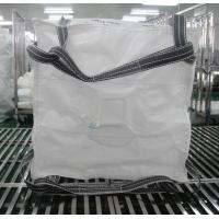 Wholesale U panel circle loops FIBC Jumbo bags , large PP industrial bulk bags from china suppliers