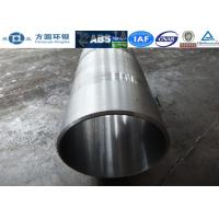 Wholesale 1.4307 F304 F316 F51 F53 F60 Stainless Steel Forged Sleeves Oil Cylinder Forgings from china suppliers