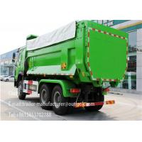 Wholesale Sinotruk HOWO 30T Dump Truck Trailer , 10 Wheels Tipper Truck Trailer from china suppliers