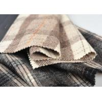 Wholesale Multi Purpose Tartan Plaid Fabric 50% Wool Various Design For Baby from china suppliers