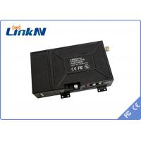 Buy cheap Low Latency Digital Video Link COFDM Wireless Video Transmitter Hdmi / AV from wholesalers