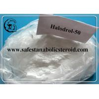 Wholesale Halodrol-50 Natural Oral Steroids Turinadiol Bodybuilding Prohormones CAS 2446-23-3 from china suppliers
