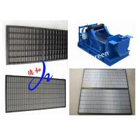 Wholesale Swaco Mongoose Shaker Screens For Shale Shaker , Oil Drilling Shaker Parts from china suppliers