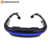 Wholesale Remote Control Digital Mobile Movies Video Glasses Eyewear With MP5 Player from china suppliers