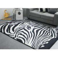 Wholesale No Shrinking Wool Floor Rugs Anti Skid , Modern Bedroom Rugs And Carpets from china suppliers