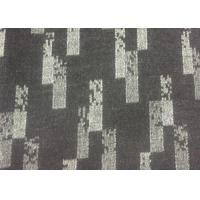 Wholesale Yarn Dyed Pattern Jacquard Weave Fabric White And Black 750g/M from china suppliers